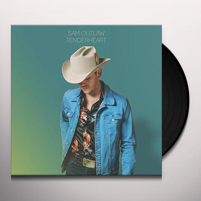 Sam Outlaw TENDERHEART Vinyl Record