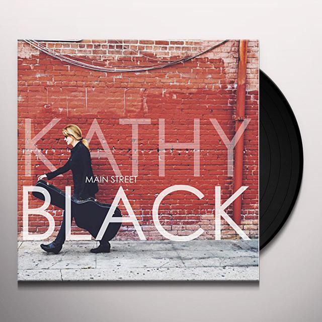 Kathy Black MAIN STREET Vinyl Record