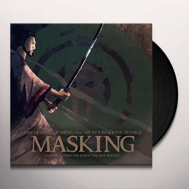 Asm MF DOOM / DUEL Vinyl Record