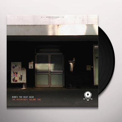 Bones The Beat Head REPERTORY VOL. 2 Vinyl Record