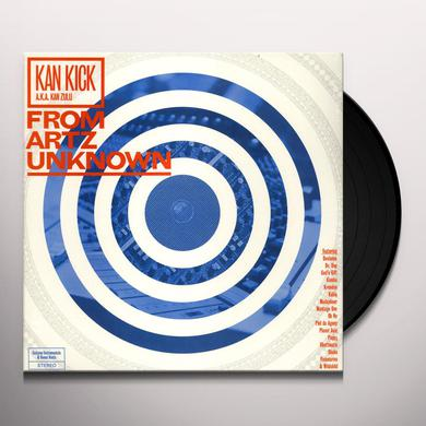 KANKICK FROM ARTZ UNKNOWN Vinyl Record