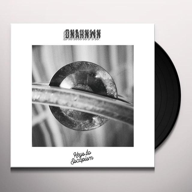 Onaknwn KEYS TO ESCAPISM Vinyl Record