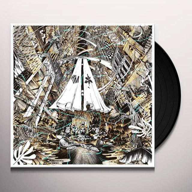 Truemasterz & Da Shogunz RAP BUDDHAZ Vinyl Record