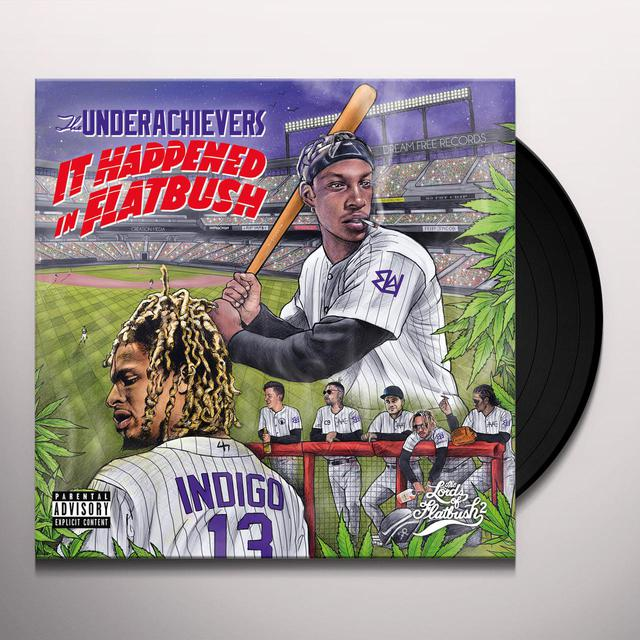 Underachievers IT HAPPENED IN FLATBUSH Vinyl Record