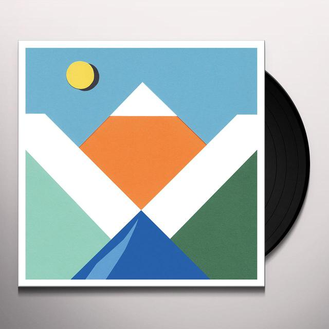 Ozoyo WANDERLUST Vinyl Record