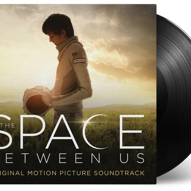 Space Between Us / O.S.T. Vinyl Record