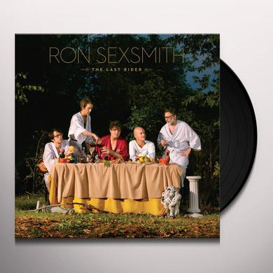 Ron Sexsmith THE LAST RIDER Vinyl Record