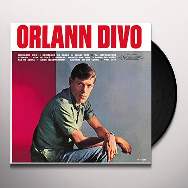 ORLANN DIVO Vinyl Record