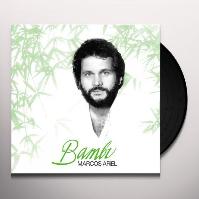Marcos Ariel BAMBU Vinyl Record