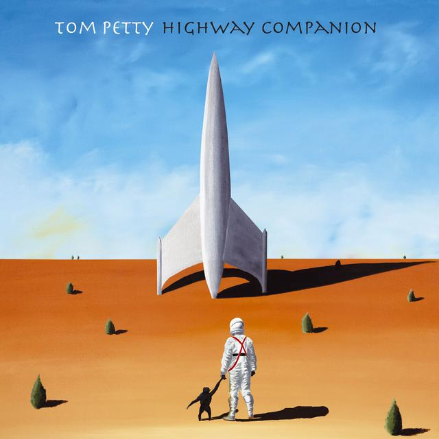 Tom Petty and the Heartbreakers HIGHWAY COMPANION Vinyl Record