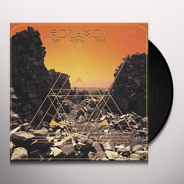 Rozamov MORTAL ROAD Vinyl Record