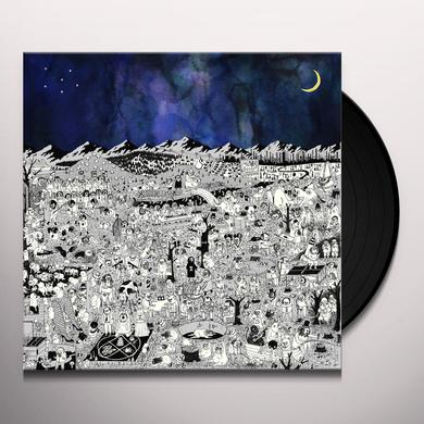Father John Misty PURE COMEDY Vinyl Record