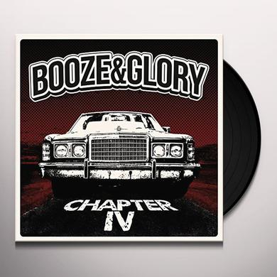 Booze & Glory CHAPTER IV Vinyl Record
