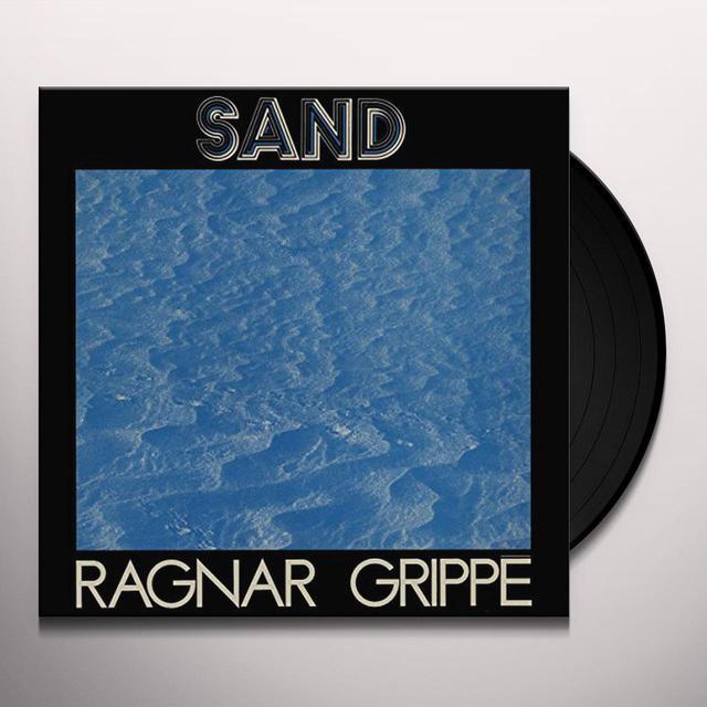 Ragnar Grippe SAND Vinyl Record