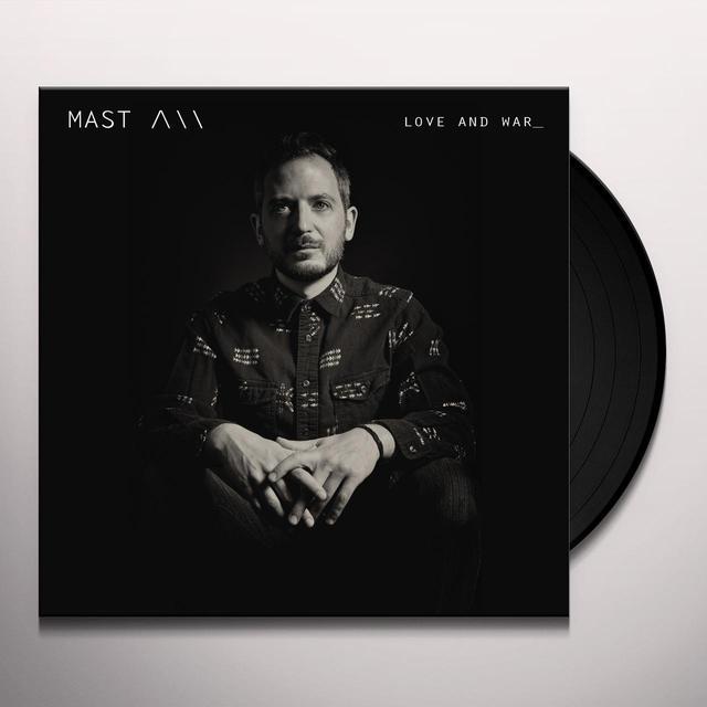 MAST LOVE & WAR Vinyl Record