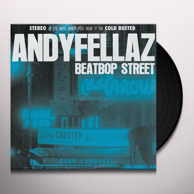 Andyfellaz BEATBOP STREET Vinyl Record
