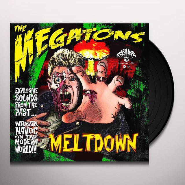 Megatons MELTDOWN Vinyl Record