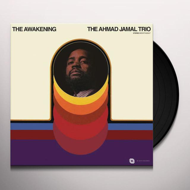 Ahmad Trio Jamal AWAKENING Vinyl Record