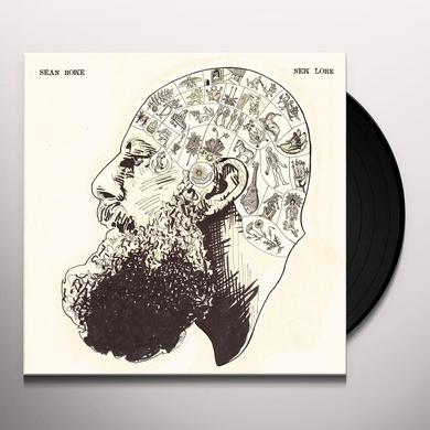 Sean Rowe NEW LORE Vinyl Record