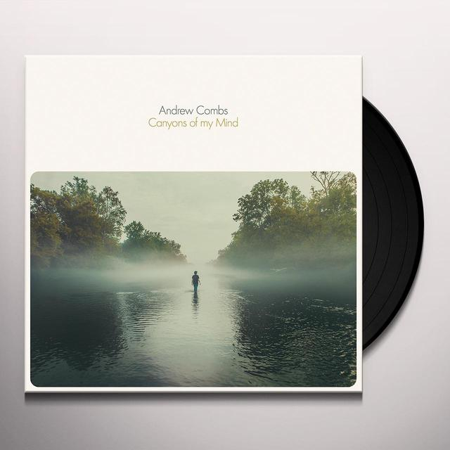 Andrew Combs CANYONS OF MY MIND Vinyl Record