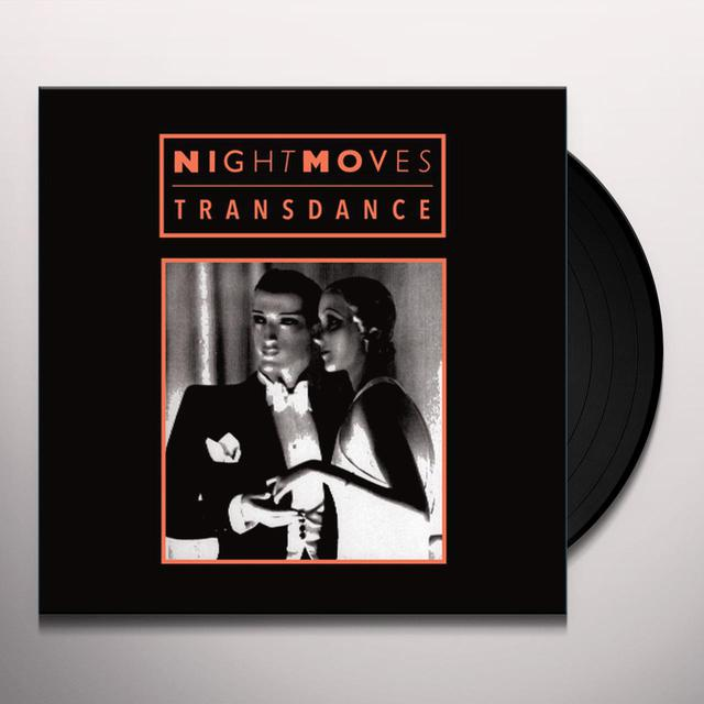 Night Moves TRANSDANCE Vinyl Record