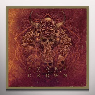 Svart Crown ABREACTION Vinyl Record - Gold Disc