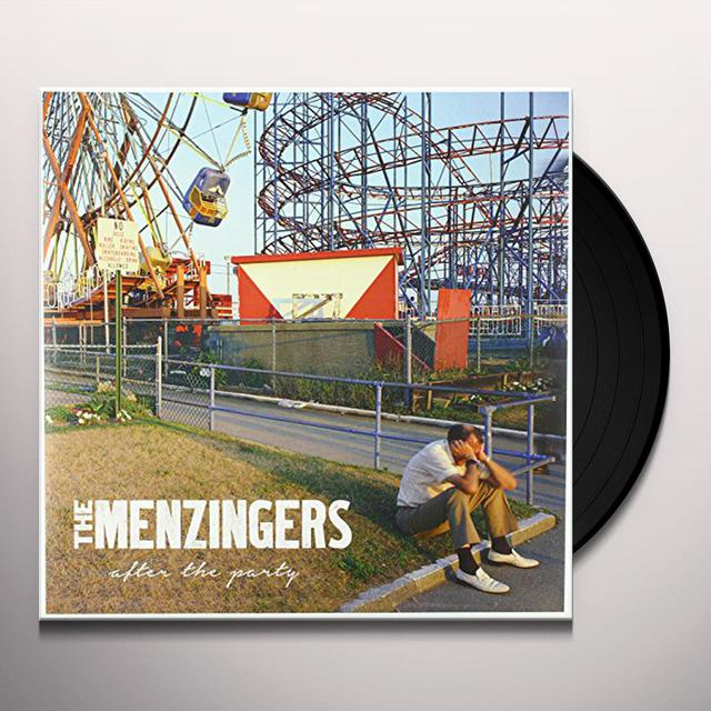 The Menzingers AFTER THE PARTY: LIMITED EDITION Vinyl Record
