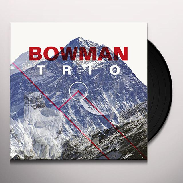 BOWMAN TRIO Vinyl Record