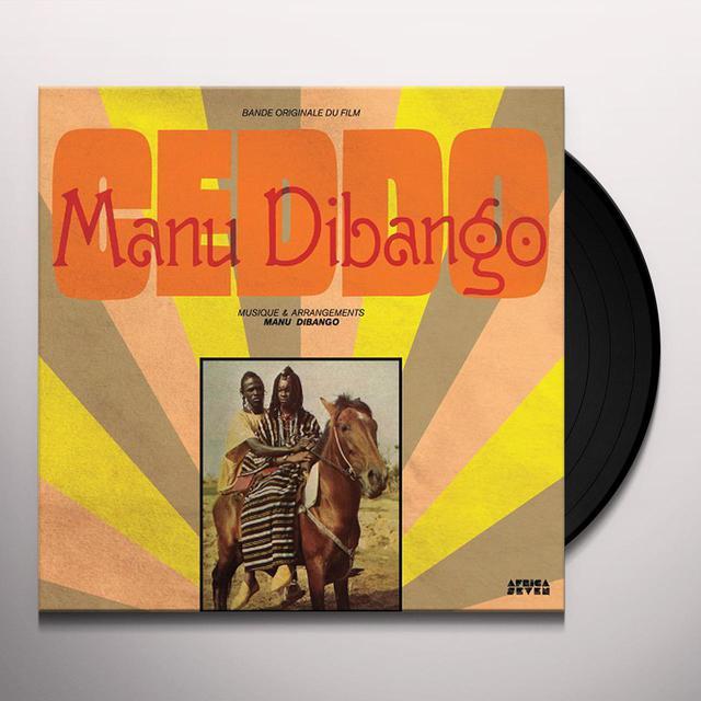 Manu Dibango CEDDO Vinyl Record