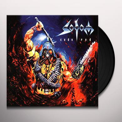 Sodom CODE RED Vinyl Record