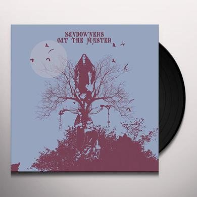 Sundowners CUT THE MASTER Vinyl Record