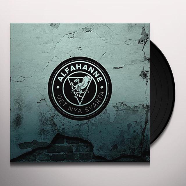 Alfahanne DET NYA SVARTA Vinyl Record