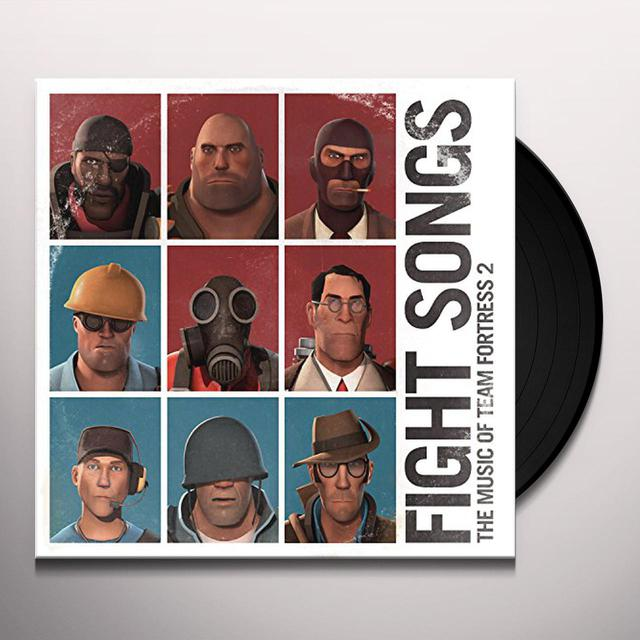 FIGHT SONGS: MUSIC OF TEAM FORTRESS 2 / O.S.T. Vinyl Record
