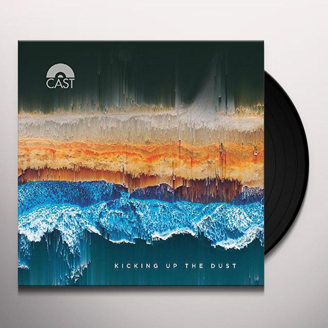 Cast KICKING UP THE DUST Vinyl Record