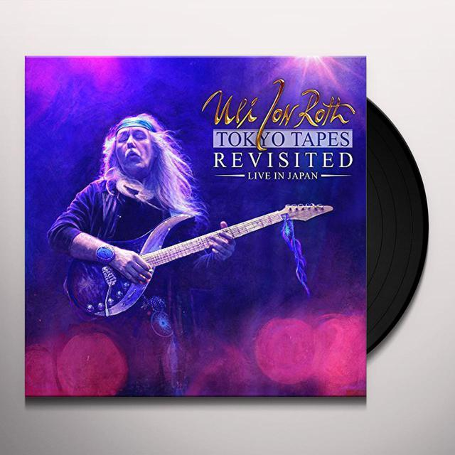Uli Jon Roth TOKYO TAPES REVISITED: LIVE IN JAPAN Vinyl Record