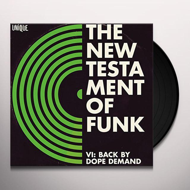 New Testament Of Funk Vol 6 / Various Vinyl Record