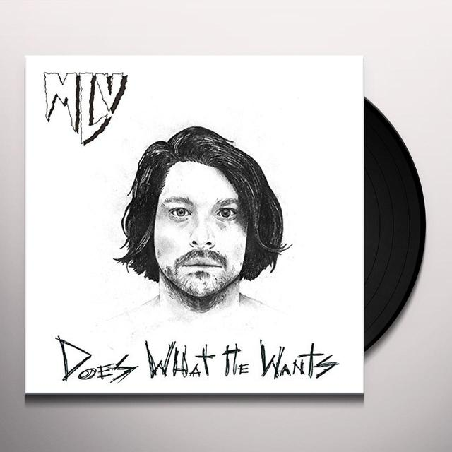 Matthew Logan Vasquez DOES WHAT HE WANTS Vinyl Record