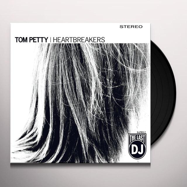 Tom Petty and the Heartbreakers LAST DJ Vinyl Record
