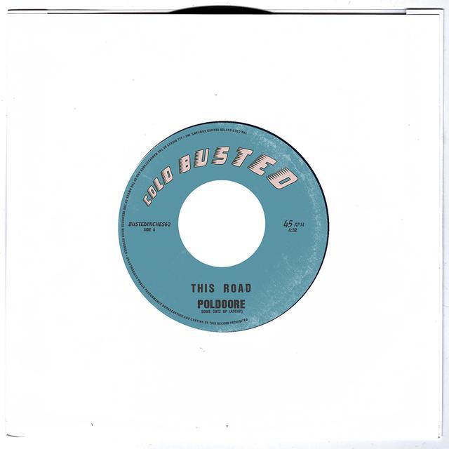 Poldoore THIS ROAD / EMAPEA - RUDEBOY Vinyl Record