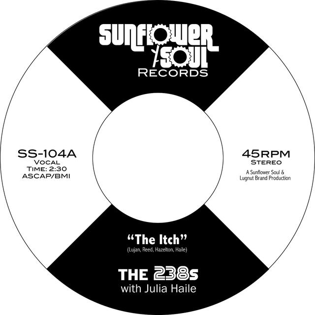 238S THE ITCH / THE SCRATCH Vinyl Record