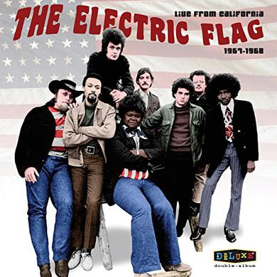 ELECTRIC FLAG LIVE Vinyl Record