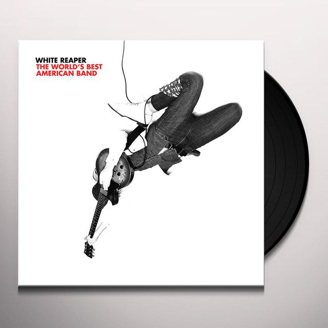 White Reaper WORLD'S BEST AMERICAN BAND Vinyl Record