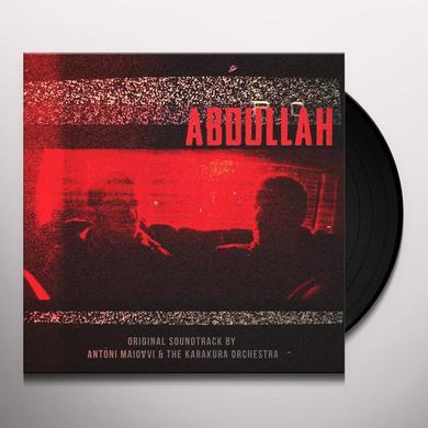 Anton Maiovvi / Karakura ABDULLAH / O.S.T. Vinyl Record