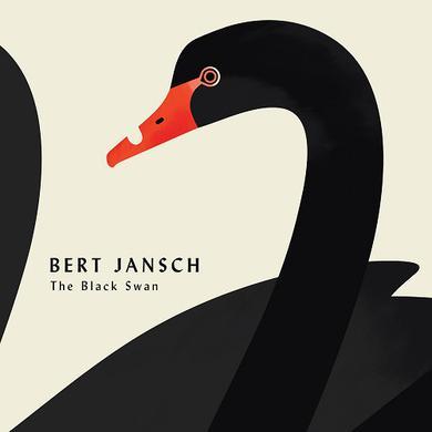 Bert Jansch BLACK SWAN Vinyl Record
