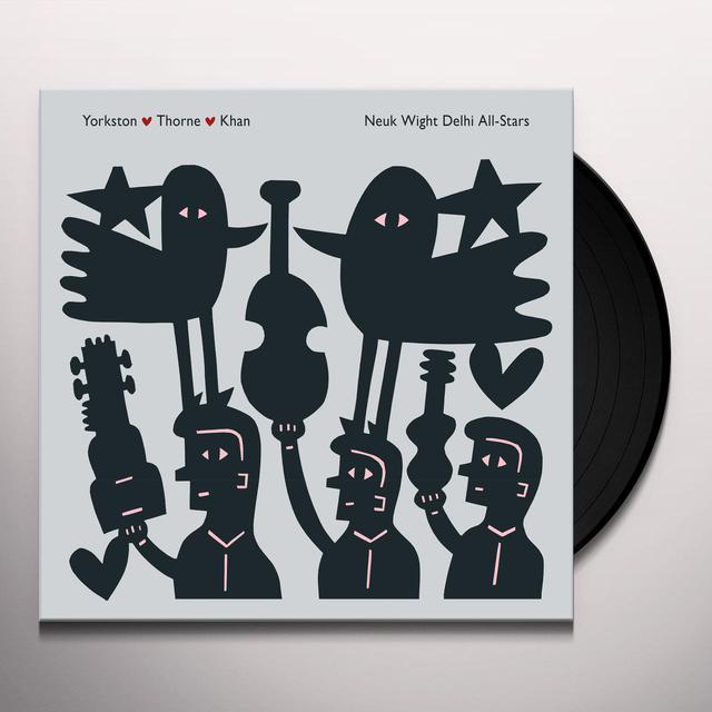 YORKSTON / THORNE / KHAN NEUK WIGHT DELHI ALL-STARS Vinyl Record