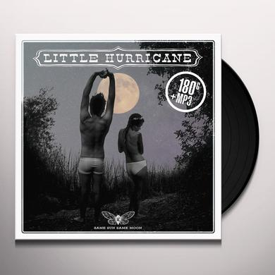 Little Hurricane SAME SUN SAME MOON Vinyl Record