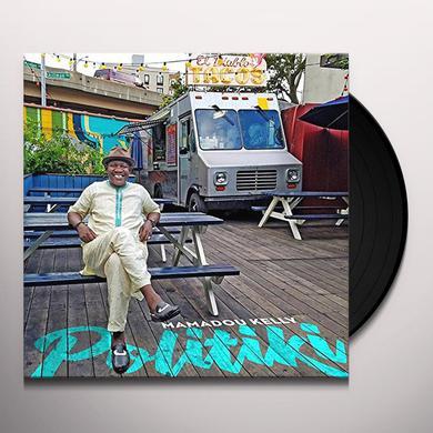 Mamadou Kelly POLITIKI Vinyl Record