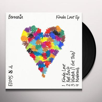 BORUSSIA KINDA LOVE Vinyl Record