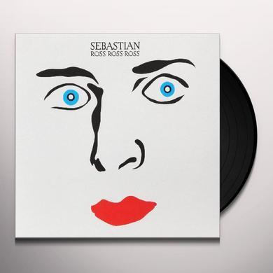 Sebastian ROSS ROSS ROSS (2017 EDITION) Vinyl Record