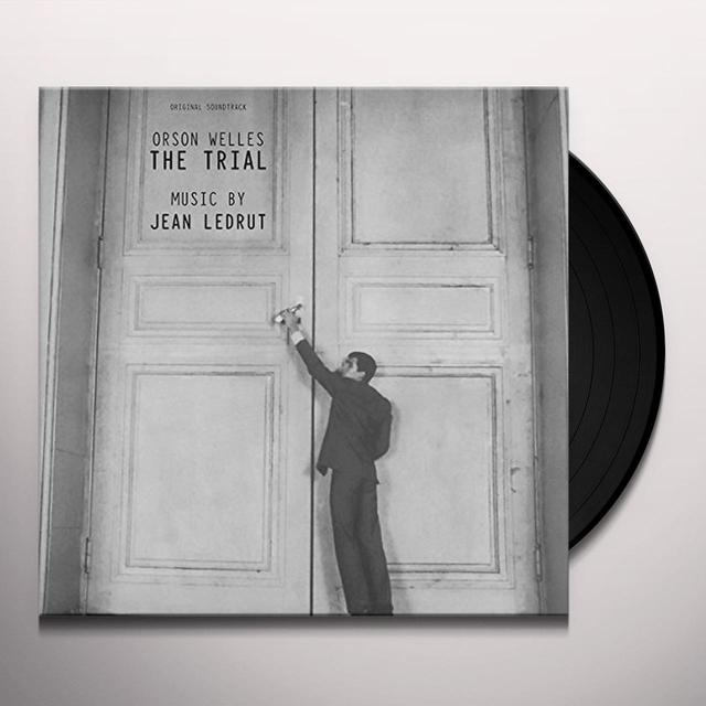 Jean Ledrut TRIAL - O.S.T. Vinyl Record